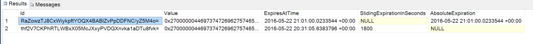 SQL Server Cache Contents