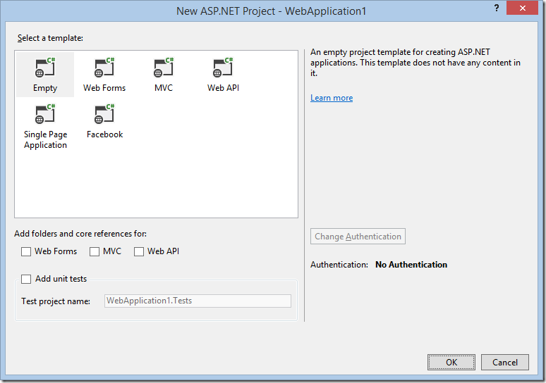 So you inherited an ASP NET Web Forms application | Dave