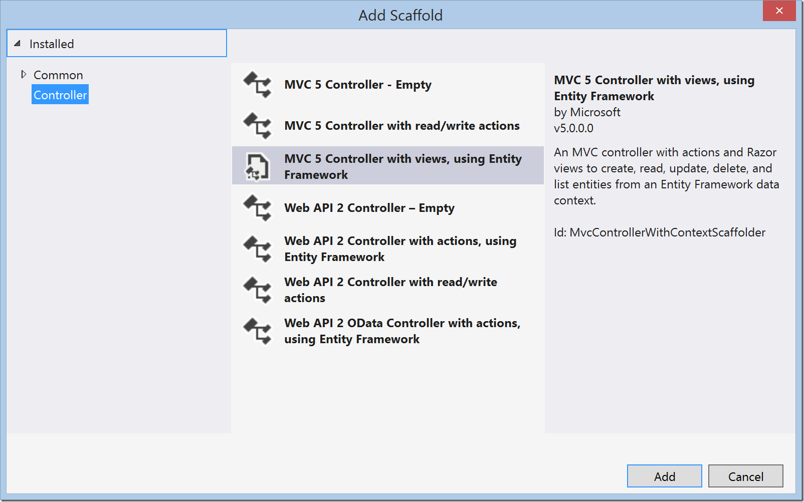 Simple Delete Confirmation in ASP NET MVC | Dave Paquette