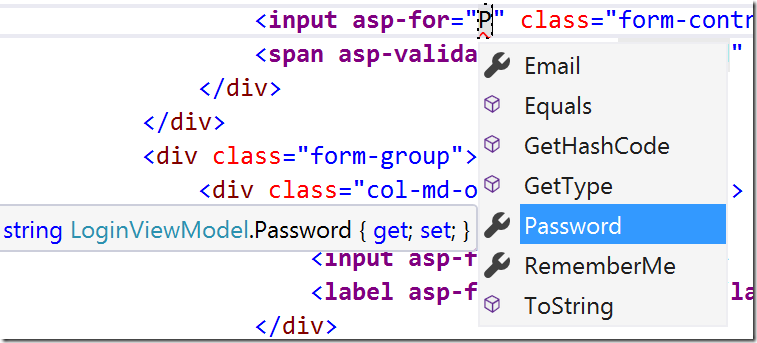 Cleaner Forms using Tag Helpers in ASP NET Core MVC | Dave Paquette