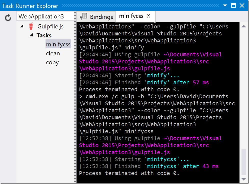 Web Optimization – Development and Production in ASP NET Core MVC